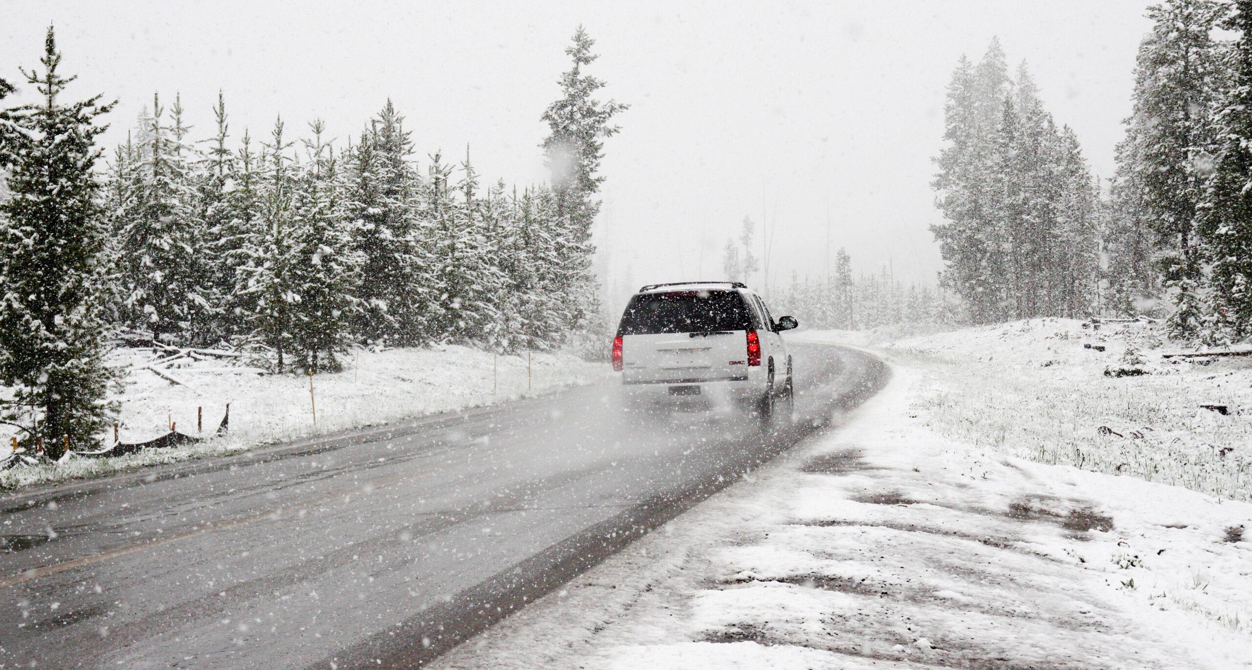 10 tips for å gjøre bilen din klar til vinteren!