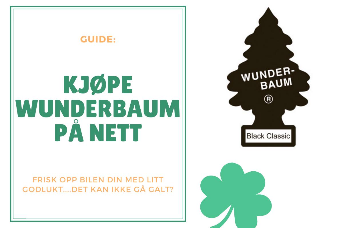 Guide: Slik kjøper du billig Wunderbaum på nett