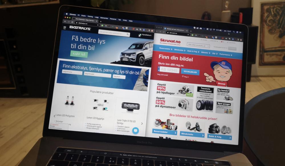 Hvilke rettigheter har du når du handler bildeler på nett?