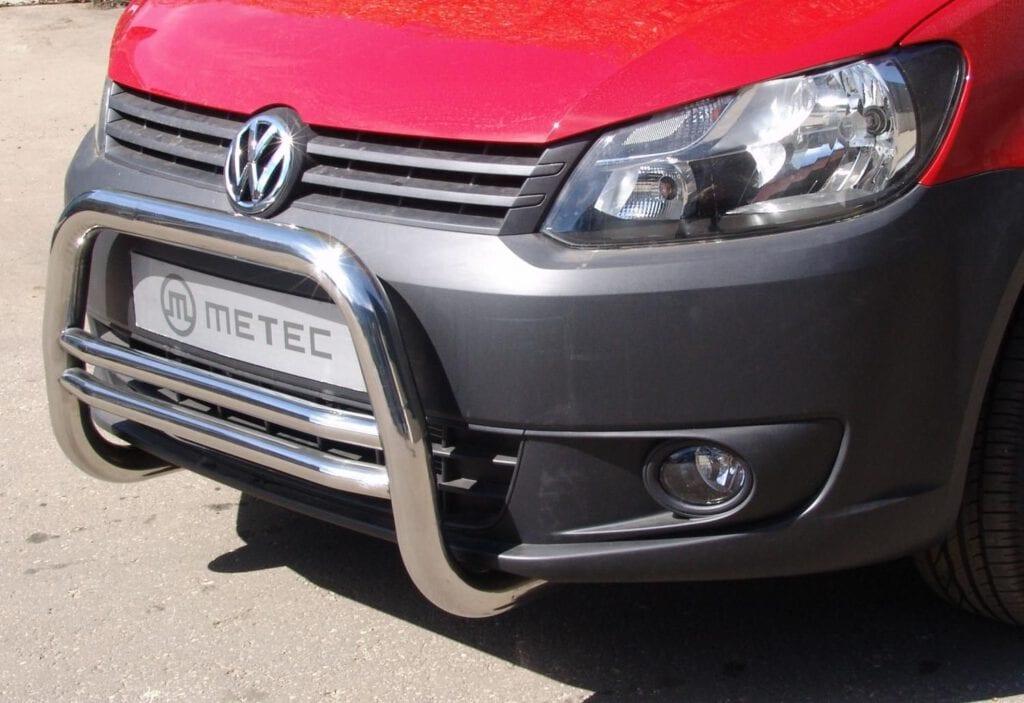Volkswagen Caddy med Eurobar fra Metec