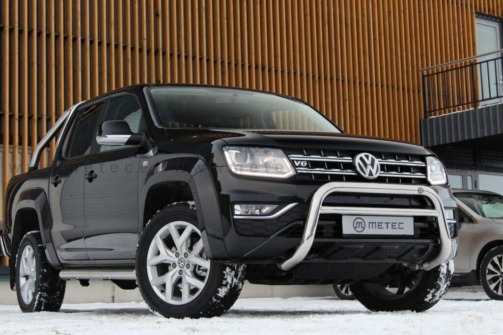 Metec Eurobar kufanger montert på en Volkswagen Amarok