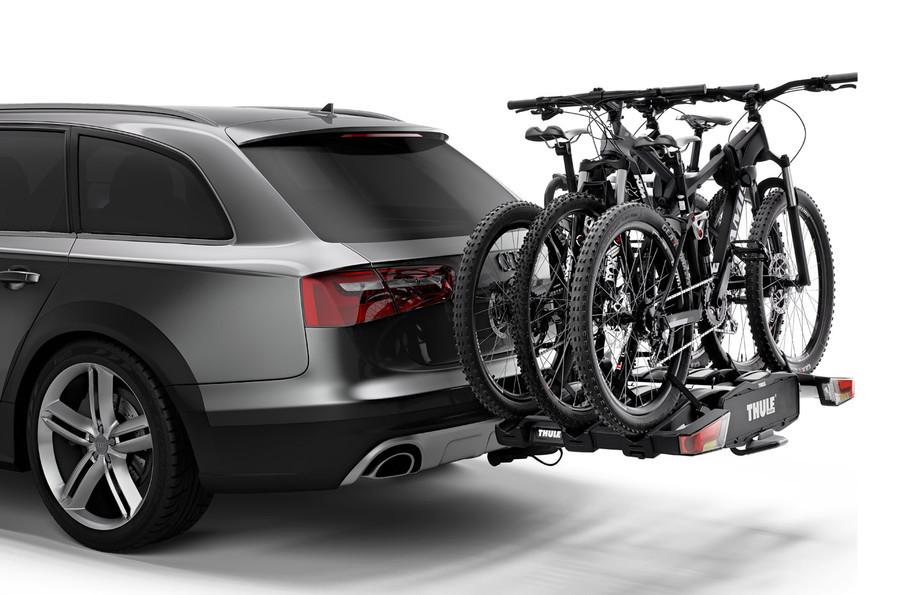Sykkelstativ til hengerfeste: De beste stativene for bil med tilhengerfeste