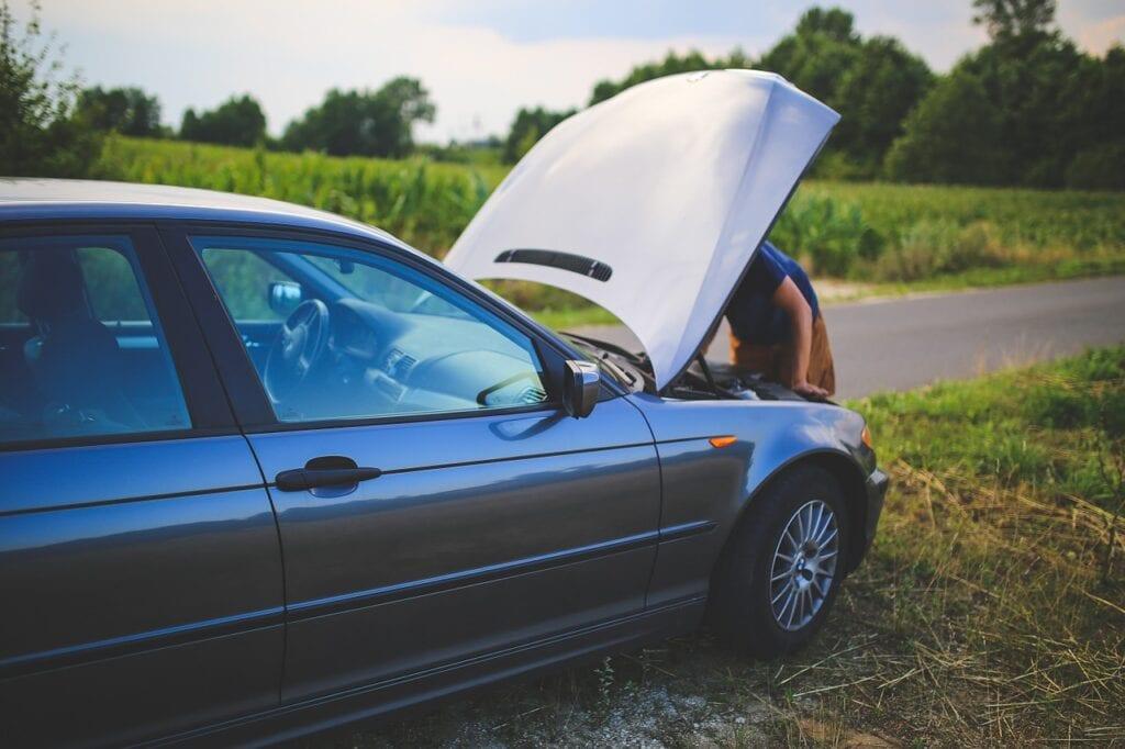 Bil stopper under kjøring: Dette bør du gjøre