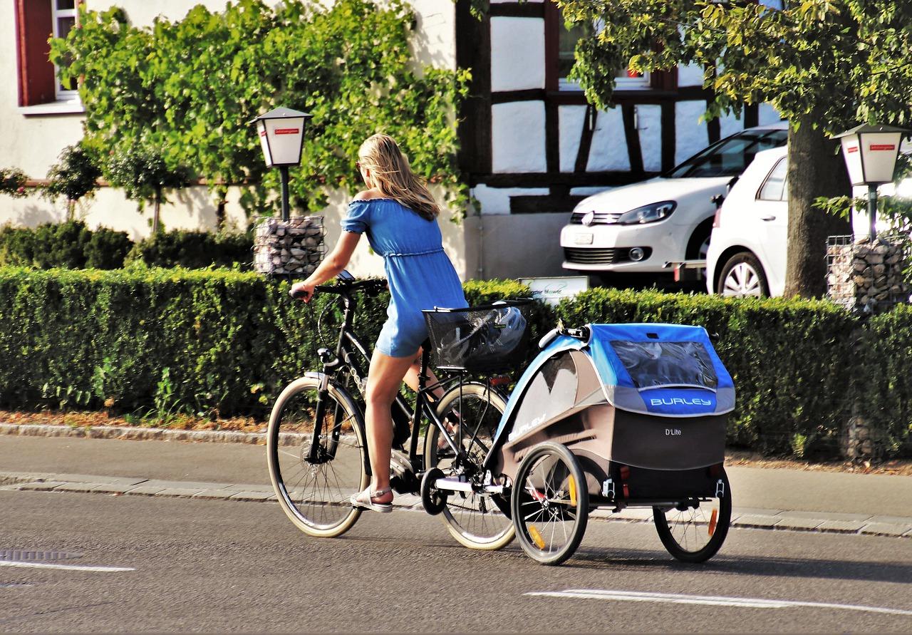 Sykkelvogn test: Beste 10 sykkelvognene for barn