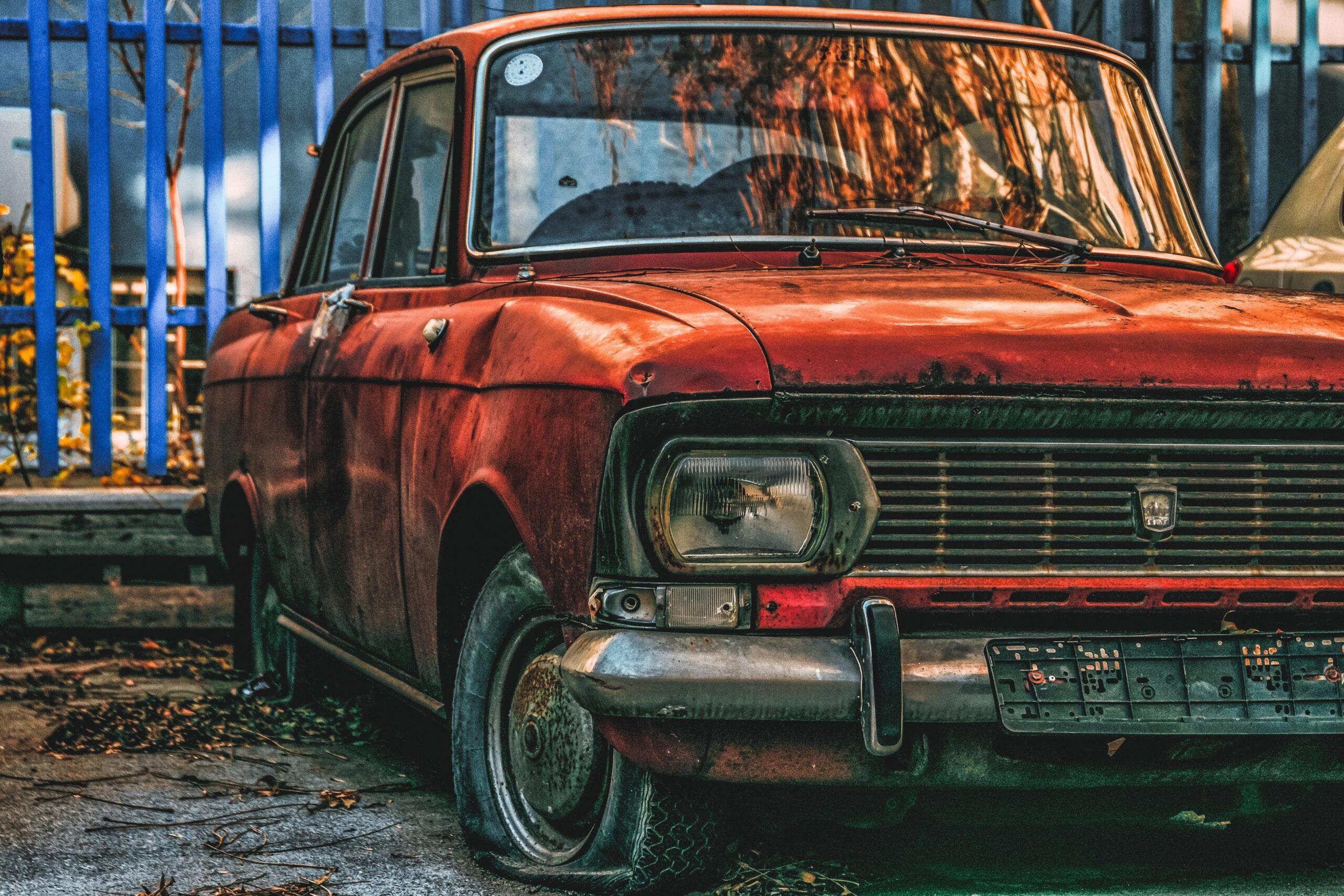 Rust på bilen: 5 gode råd for å unngå rustdannelse