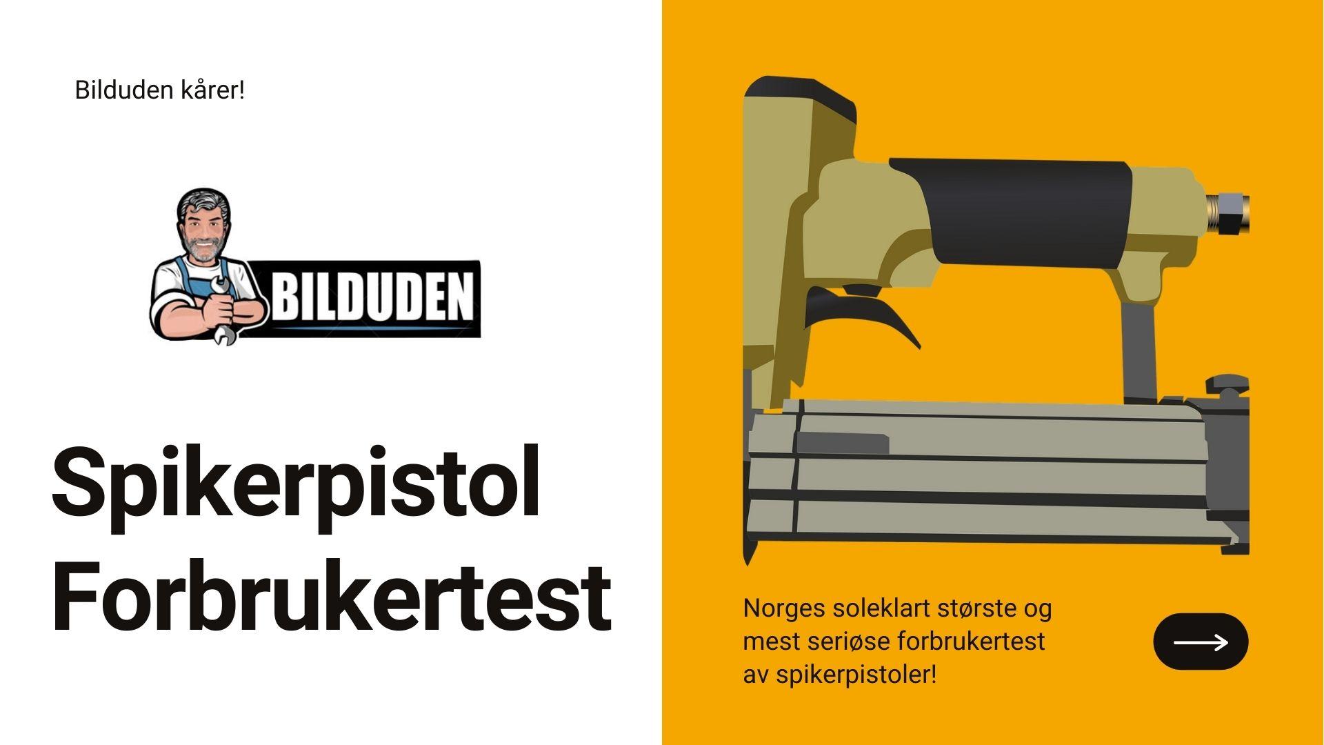 Spikerpistol test: De beste 8 spikerpistolene for byggeprosjekter